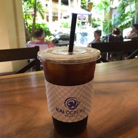 Photo taken at Kai Coffee Hawaii by いぬマン on 10/23/2015