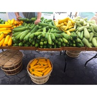 Photo taken at Greenmarket Farmers Market by Carleigh F. on 6/21/2015