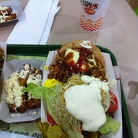 Photo taken at Chipi's Burger by Victorino R. on 12/2/2013