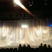 Photo taken at Teatr IMKA by Kasia Ś. on 2/21/2014