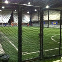 Photo taken at The Hattrick Football Club by Sprint T. on 7/30/2014