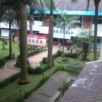 Photo taken at Fakultas Perikanan dan Ilmu Kelautan (FPIK) by Seto S. on 3/14/2013