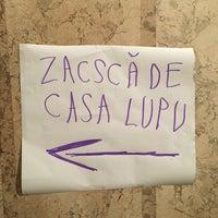 Photo taken at Casa Lupu by Luminita F. on 9/23/2017