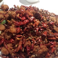 Photo taken at Sichuan House by Steve on 10/18/2014
