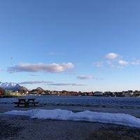 Photo taken at Ballstad by Nils on 2/12/2018