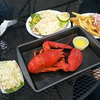 Photo taken at Estes Lobster House by Kyle R. on 9/13/2014
