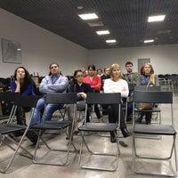 Photo taken at Conference room MEGA Belaya Dacha by Anna K. on 2/21/2014