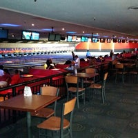 Photo taken at AMF Southshore Lanes by Keith S. on 10/10/2014