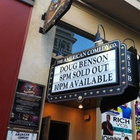 Photo taken at The American Comedy Co. by James on 7/18/2013
