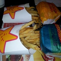 Photo taken at Carl's Jr by Orlando R. on 9/19/2012