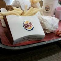Photo taken at Burger King by Rianti E. on 4/12/2014