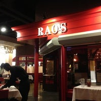Photo taken at Rao's by JINJIN on 7/20/2013