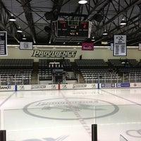 Photo taken at Schneider Arena by Devin D. on 1/26/2013