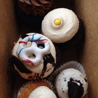Photo taken at A Cupcake a Day by Crystal M. on 1/10/2014