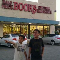 Photo taken at Half Price Books by Johnny L. on 10/22/2012
