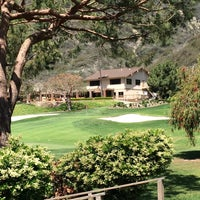 Photo taken at Aliso Creek Inn & Golf Course by Lance P. on 4/27/2014