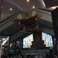 Photo taken at St.Theresa Church by Mamuang.g on 12/6/2015