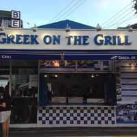 Photo taken at Greek on the Grill by 재영 허. on 7/30/2014