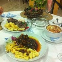 Photo taken at Zorbas by Anna V. on 9/16/2014