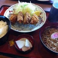 Photo taken at Marumatsu by Masahiro Y. on 4/4/2014