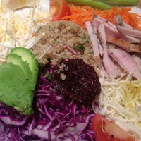 Photo taken at Le Pain Quotidien by Stephanie P. on 3/7/2013