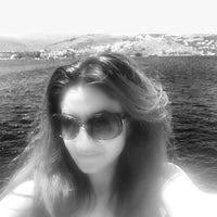 Photo taken at Denizin ortasi by Sera A. on 6/26/2016