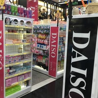 Photo taken at Daiso by JUBJIB :) K. on 9/18/2016