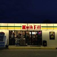 Photo taken at Kwik Fill by Ed C. on 11/5/2013