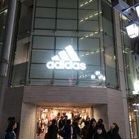 3/11/2018にJeff L.がadidasブランドコアストア 新宿で撮った写真