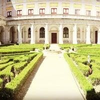 Photo taken at Palacio Nacional De Mafra by Neimar A. on 8/17/2016