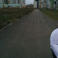 Photo taken at Младенчиковая тропа by Sergey M. on 5/3/2014