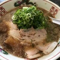 Photo taken at 第一旭 熊野店 by aijyu on 9/10/2017