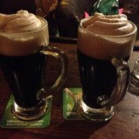 Photo taken at Irish Pub Nora by Alena K. on 4/12/2014