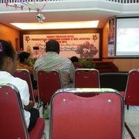 Photo taken at Kantor Regional IX BKN Jayapura by Vanessa U. on 12/6/2013
