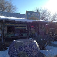 Photo taken at Eklecticafe by Angie H. on 1/4/2013