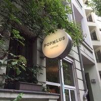 Das Foto wurde bei Populus Coffee von DerBenni am 11/28/2016 aufgenommen