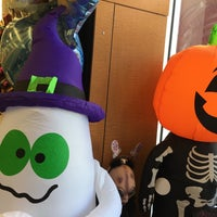 Photo taken at Party City by BrianKat A. on 10/3/2015