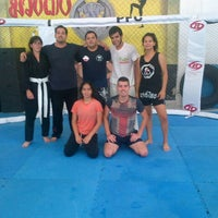 Photo taken at Fight Center Team by Hugo L. on 1/8/2016