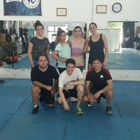 Photo taken at Fight Center Team by Hugo L. on 12/28/2015