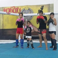 Photo taken at Fight Center Team by Hugo L. on 11/27/2015