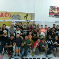 Photo taken at Fight Center Team by Hugo L. on 11/25/2015