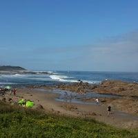 Photo taken at Leisure Bay Beach by Ida J. on 12/25/2013