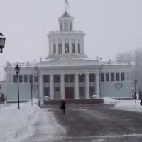 Photo taken at Остановка «Казанская ярмарка» by Emily F. on 2/13/2014