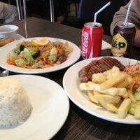 Photo taken at Turo-Turo Philippine Café by Cheryl M. on 11/17/2012