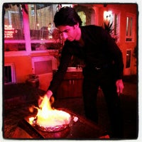 Photo taken at Hatay Restaurant by Māris T. on 11/13/2012