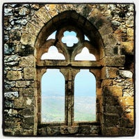 Photo taken at Saint Hilarion Castle by Māris T. on 10/25/2012