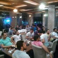 Photo taken at Meşreb Cafe by Veysel B. on 7/4/2014