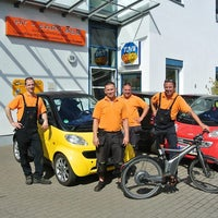 Photo taken at MT Cars GbR - freie smart Werkstatt Berlin by MT Cars GbR - freie smart Werkstatt Berlin on 11/19/2013
