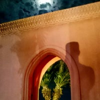Photo taken at Shisha Bar @ Villa Moroc by Rami G. on 1/21/2016