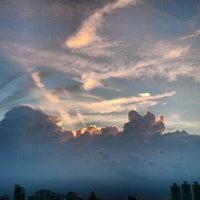 Photo taken at Skyline Pool by Rami G. on 8/27/2013